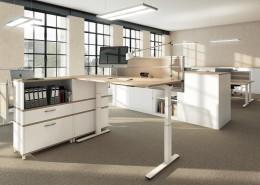 CREW_Sitz-Steh-Tisch Akazie